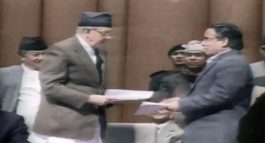 नेपालीहरुले दशौँ लोकतन्त्र दिवश विभिन्न कार्यक्रम गरी मनाए