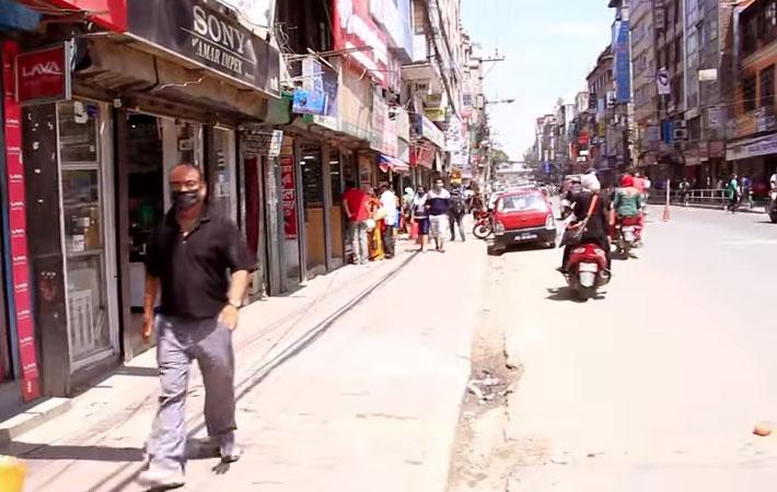 भूकम्पपछि राजधानी काठमाडौंसहित मुलुकका विभिन्न जिल्लाको जनजिवन अस्तव्यस्त