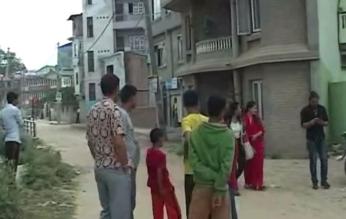 भूकम्प पराकम्पन आउने क्रम जारी
