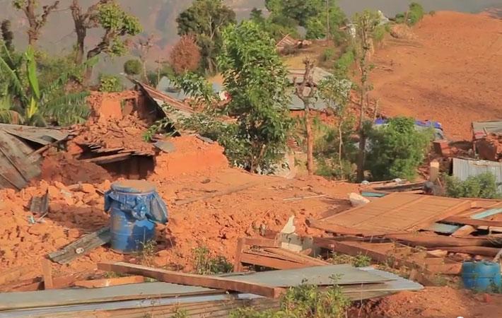 भूकम्पमा परी ज्यान गुमाउने नेपालीको संख्या बढिरहेको