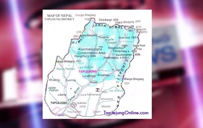 ताप्लेजुङमा यात्रुबाहक जीप दुर्घटना, ६ जनाको मृत्यु, १२ घाइते